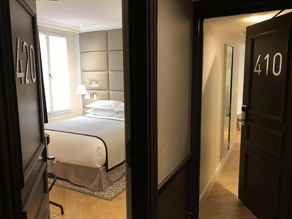 Chambres hotel r de paris site officiel - Hotel chambre familiale paris ...