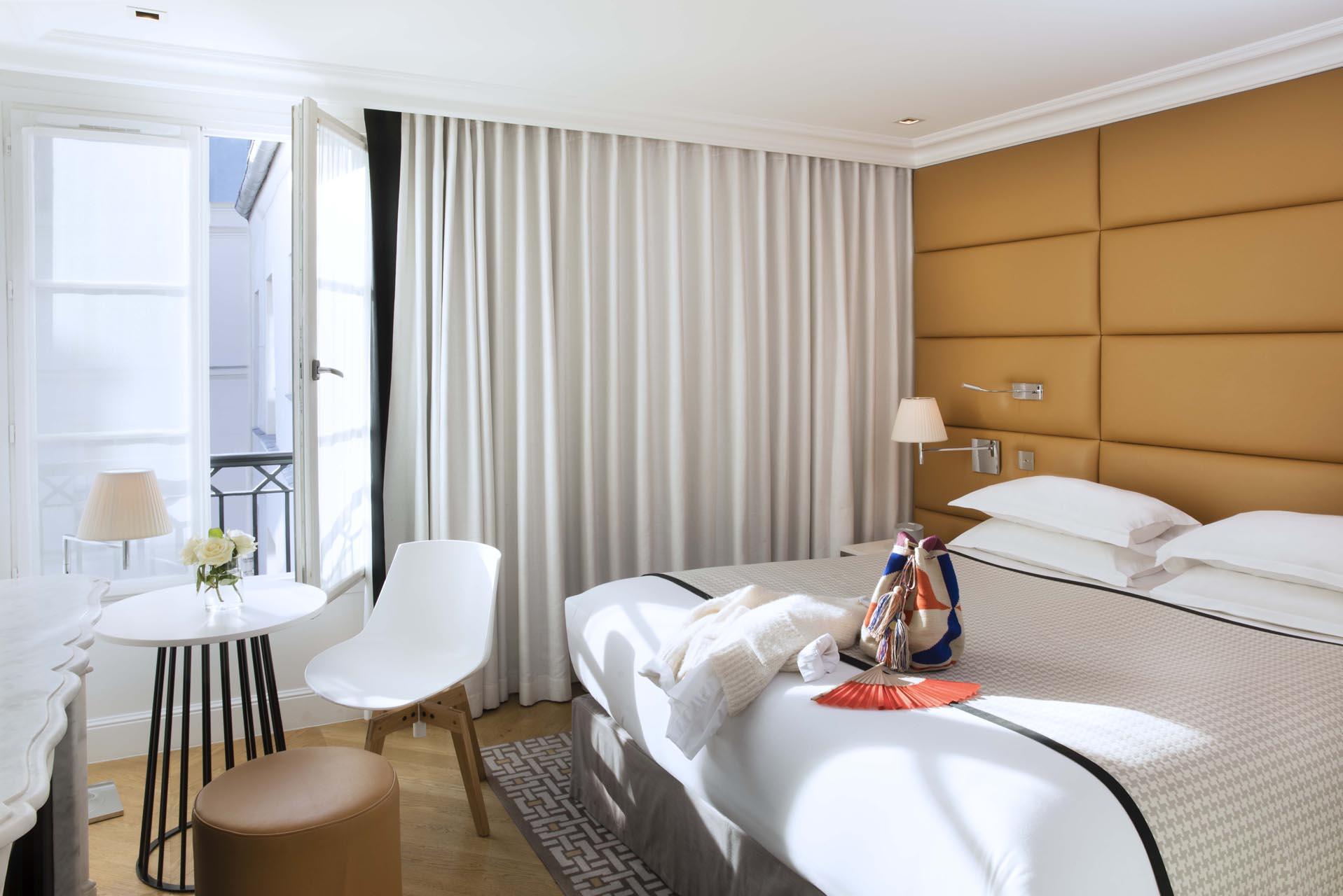Deluxe Zimmer Hôtel R De Paris Offizielle Website