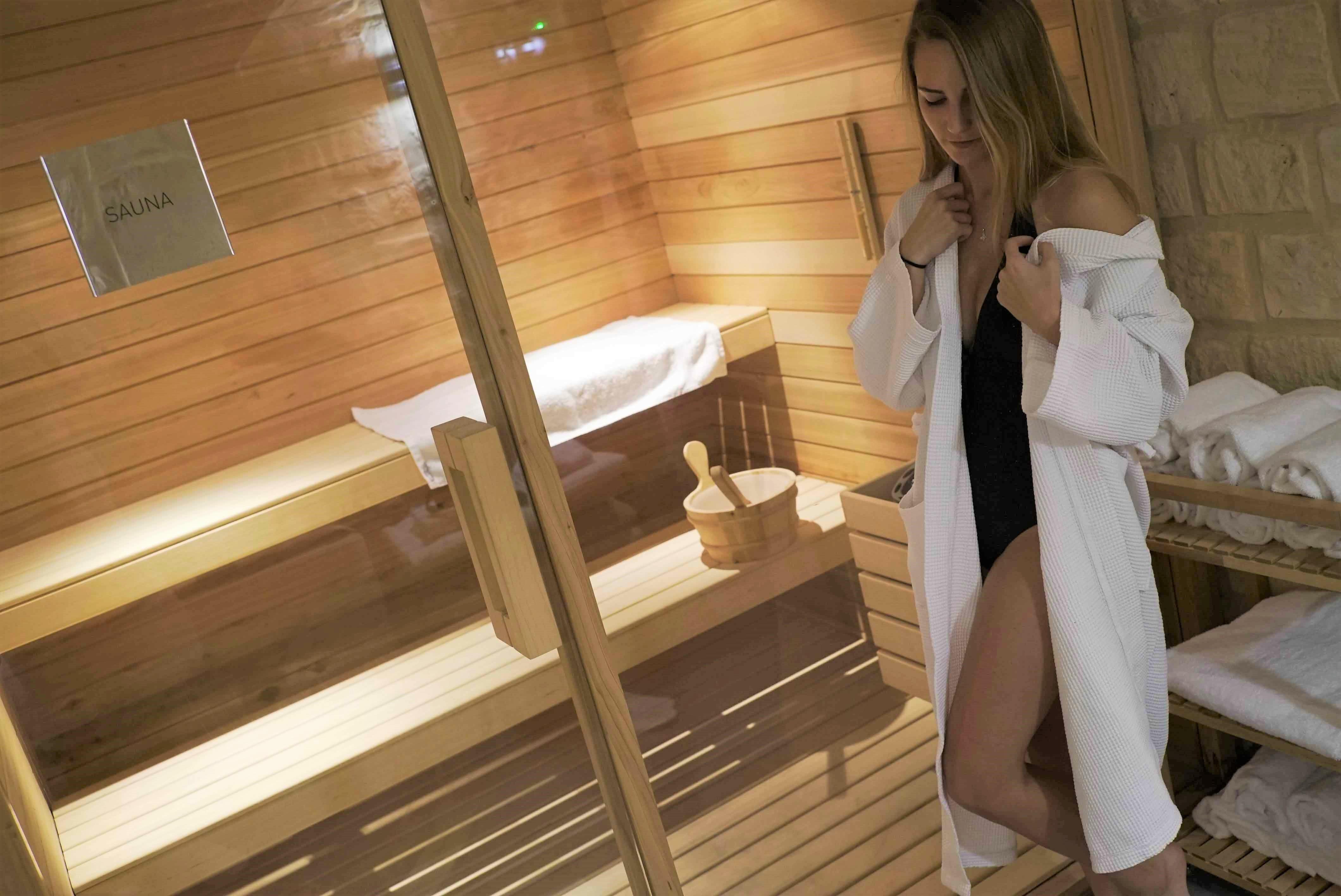 Prix D Un Sauna luxury hotel spa paris | hotel r de paris | official site